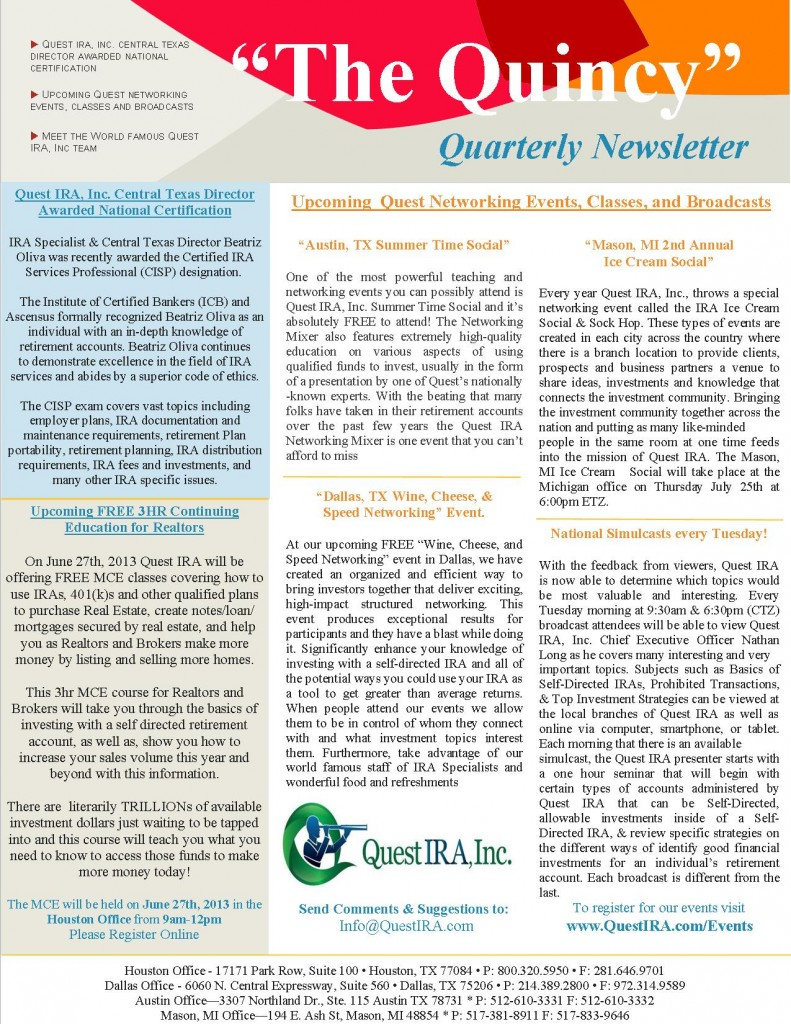 The Quincy Newsletter 6-17-13 ic 2